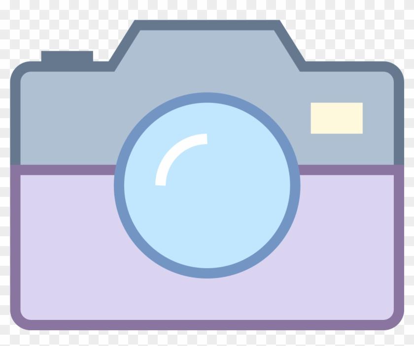 Camera Icons Small - Circle Clipart #560686