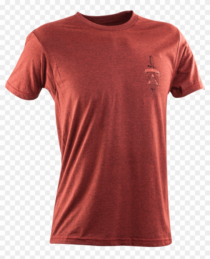Image Of Illuminati Tee Shirt , Png Download - Active Shirt Clipart #561275