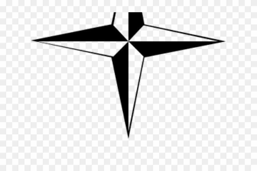 North Arrow Symbol Clipart #561309