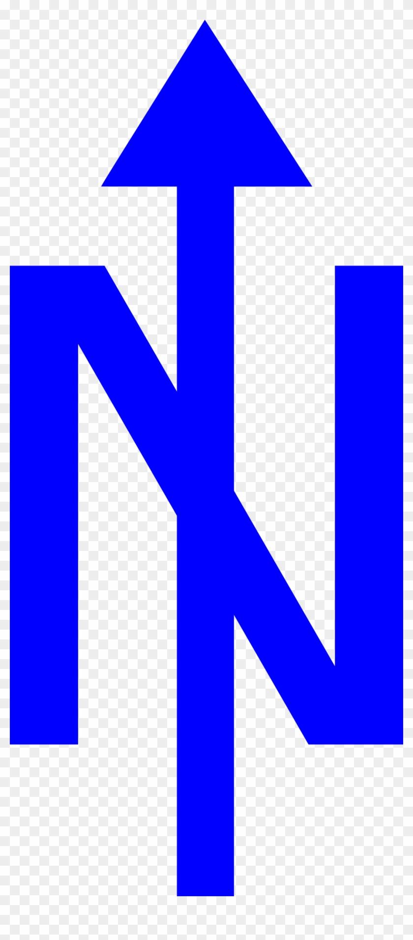 Big Image - North Orienteering Clipart #561457
