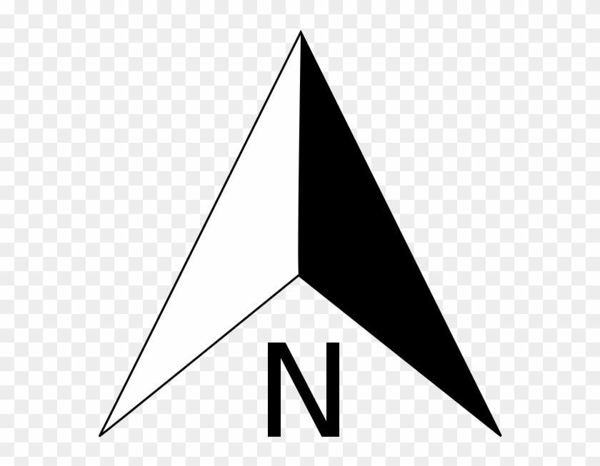 Free Clipart Popular 1001freedownloads Com North Arrow - North Arrow Png Transparent Png #561722