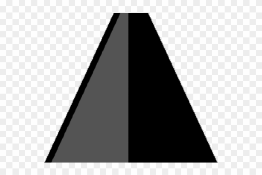 North Arrow - Triangle Clipart #562248
