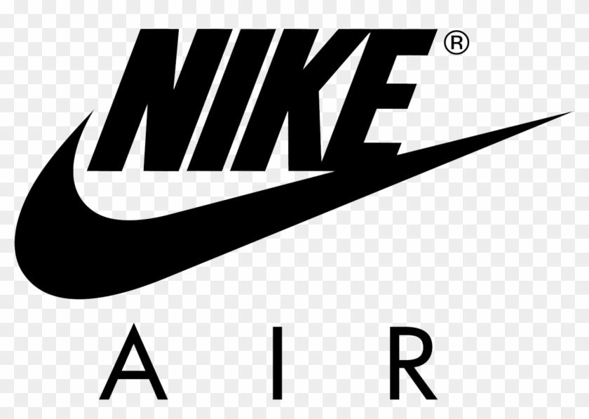 Nike Air Max Logo Clipart 562458 Pikpng