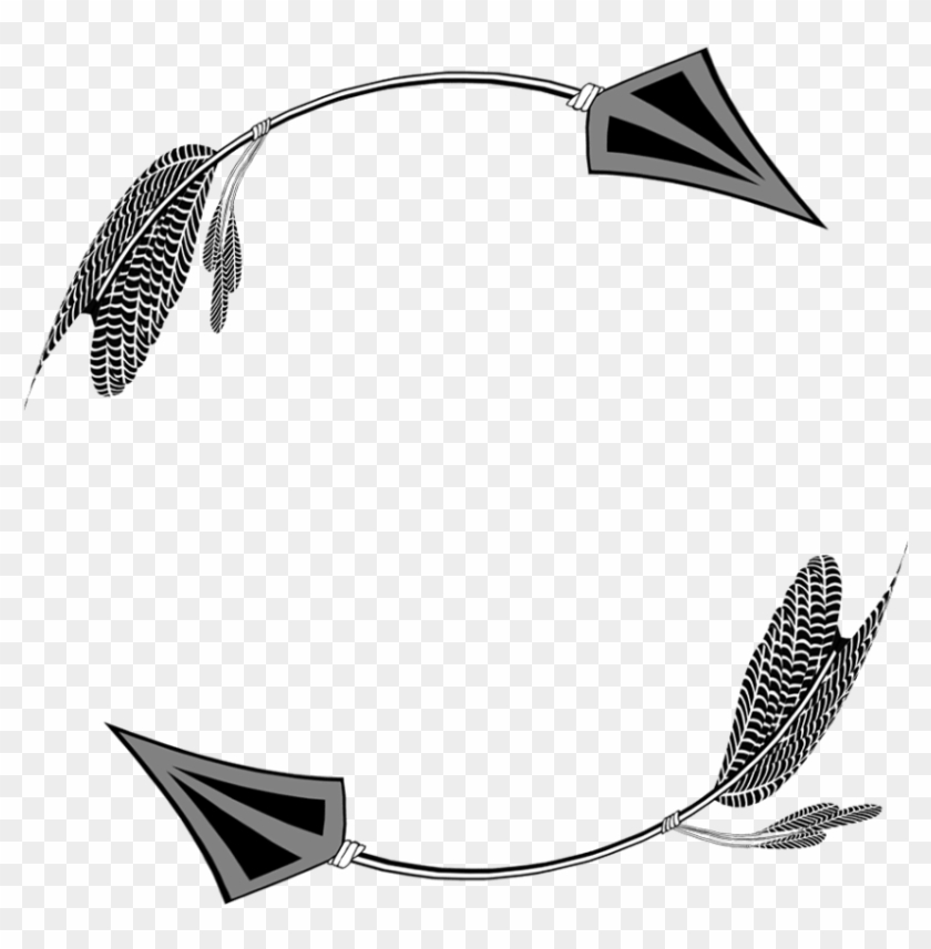 Free Png Download Arrow Png Images Background Png Images - Circle Arrow Tribal Clipart