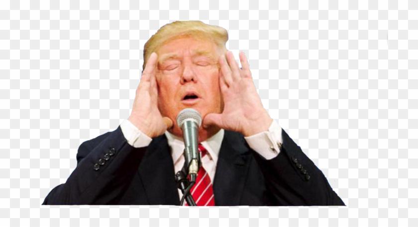 Donald Trump Cutouts Png Trump Face Transparent Png - Donald Trump Cut Out Png Clipart #562677