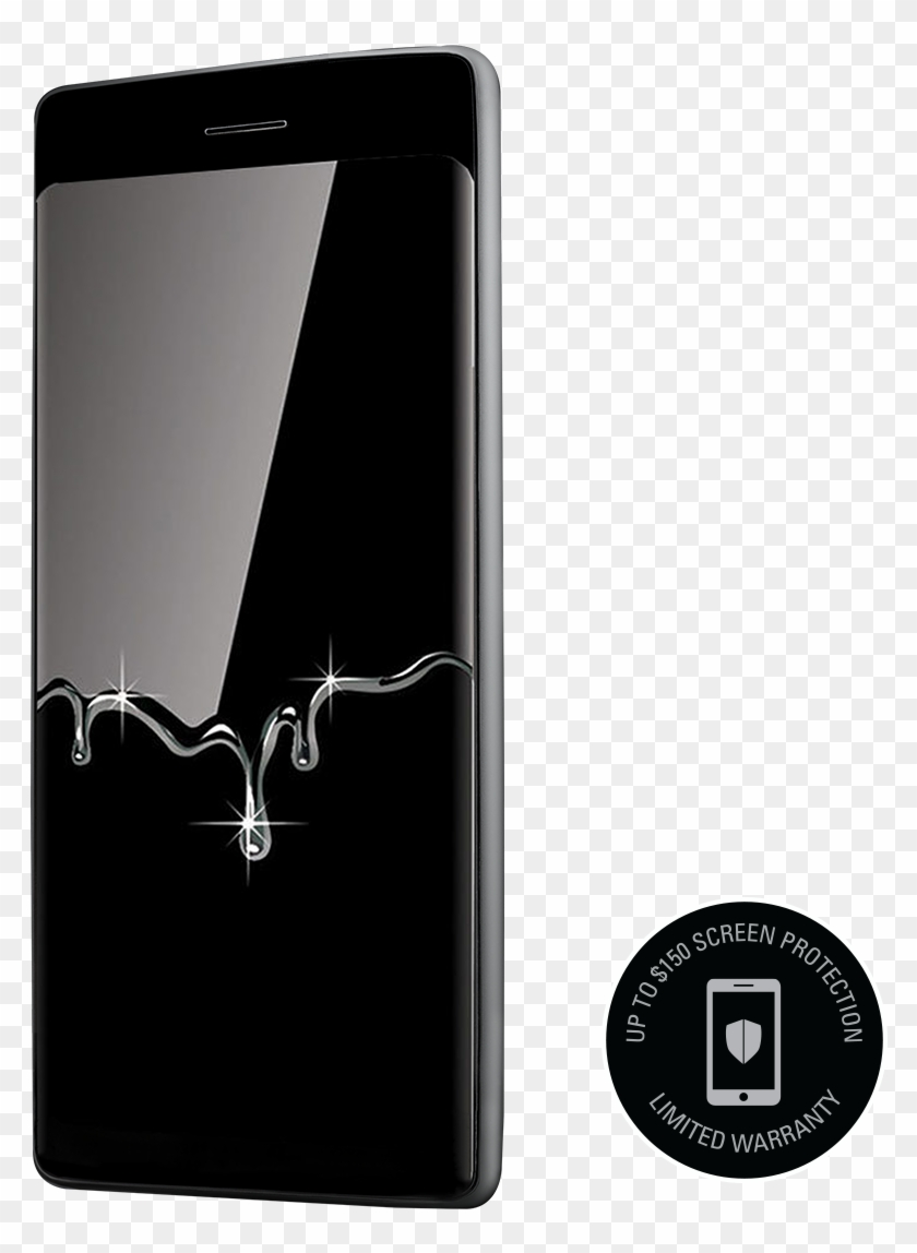 Liquid Glass Screen Protector With $150 Warranty - Iphone Clipart #5605942