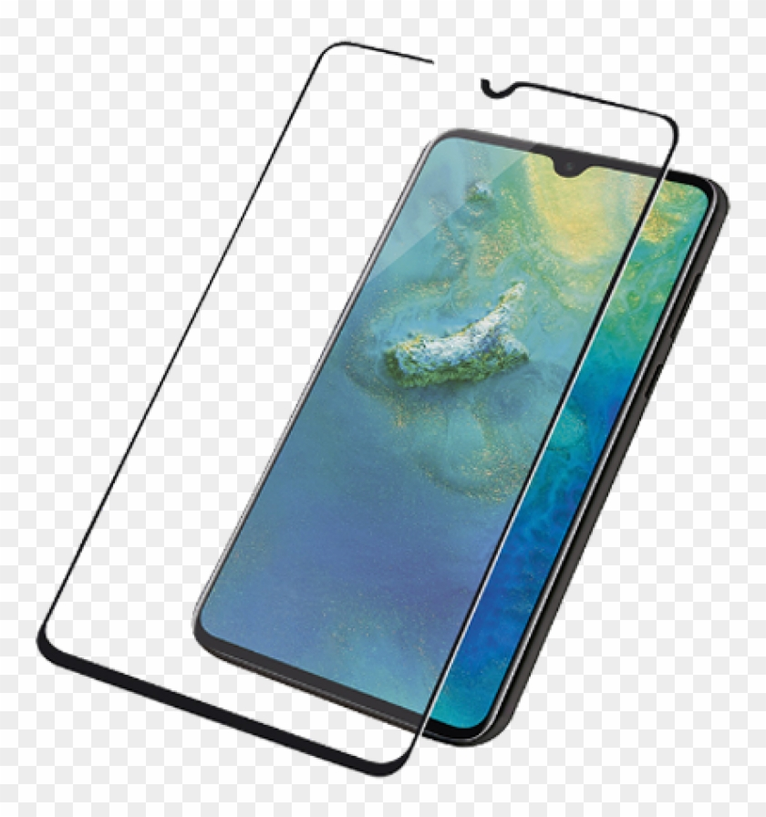 Huawei Mate 20 X Glass Screen Protector - Samsung Galaxy Clipart #5606229