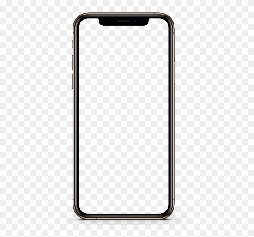 Iphone 8 Plus Frame Clipart #5617948
