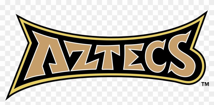San Diego State Aztecs Logo Png Transparent - Aztecs Football Team Logo Clipart #5630604