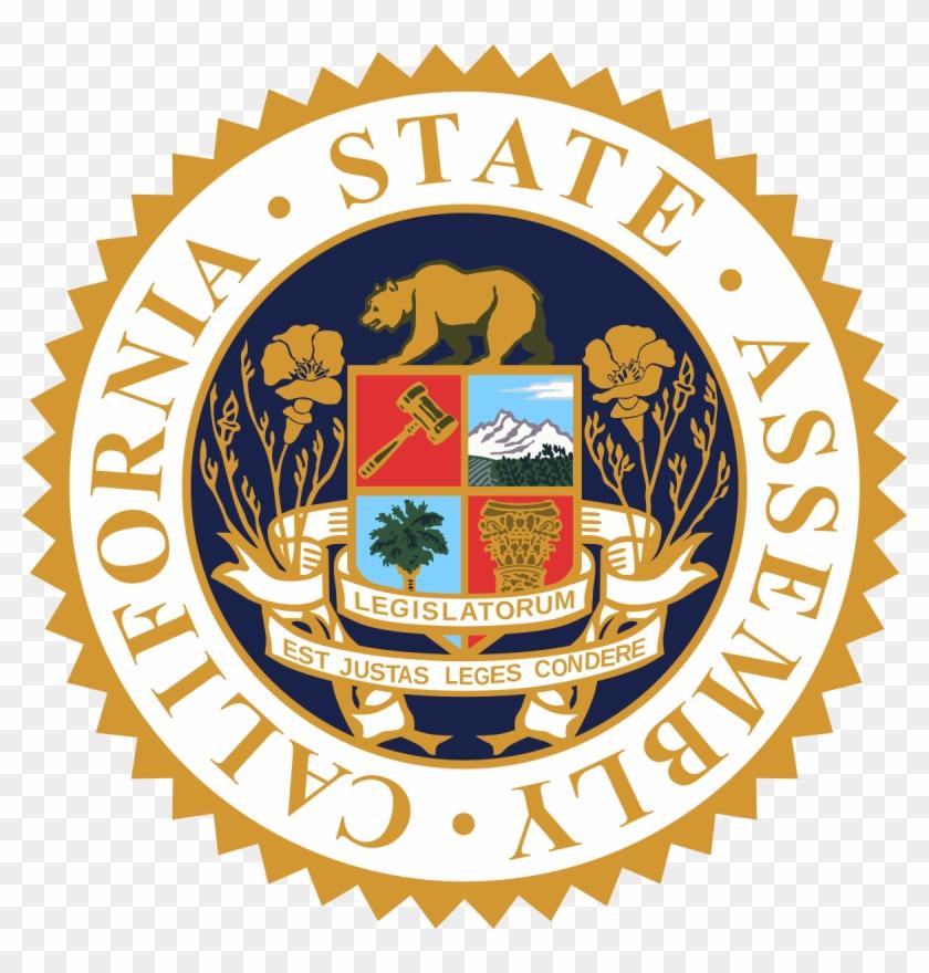 El Sello De California , Png Download - Ca State Assembly Clipart #5630666