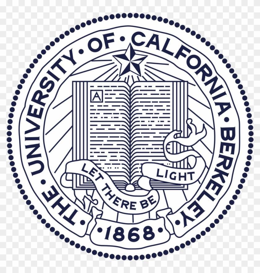 California Svg Word - University Of California Berkeley Seal Clipart #5631602