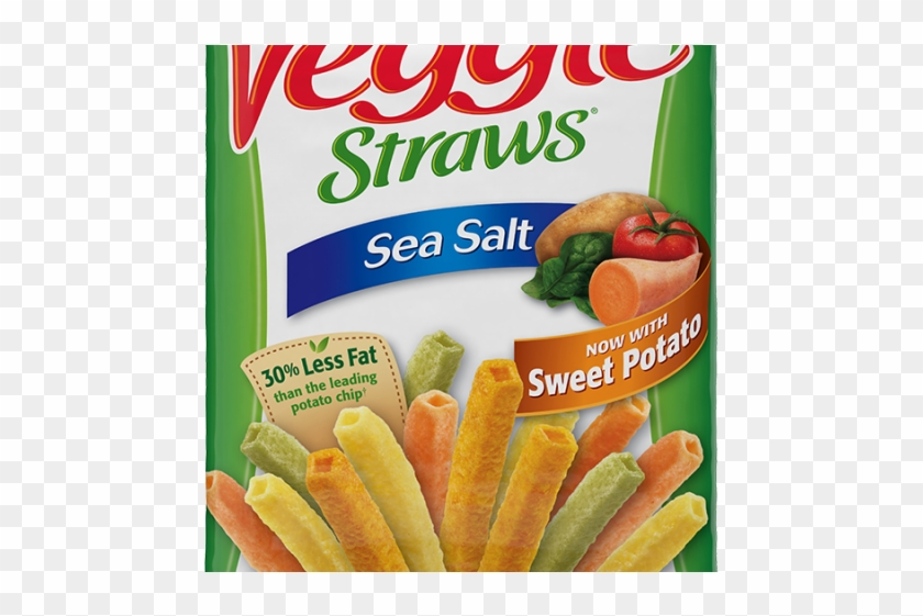 Potato Chips Clipart Biscuit Packet - Veggie Straws Costco - Png Download #5650953