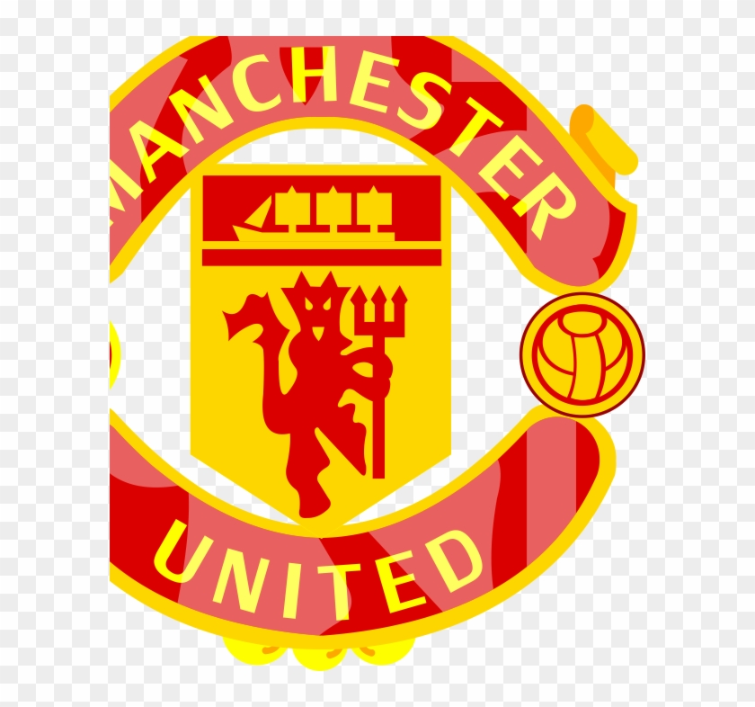 Manchester United 3d Logo Png Wwwimgkidcom The Image Manchester United Clipart 5675140 Pikpng