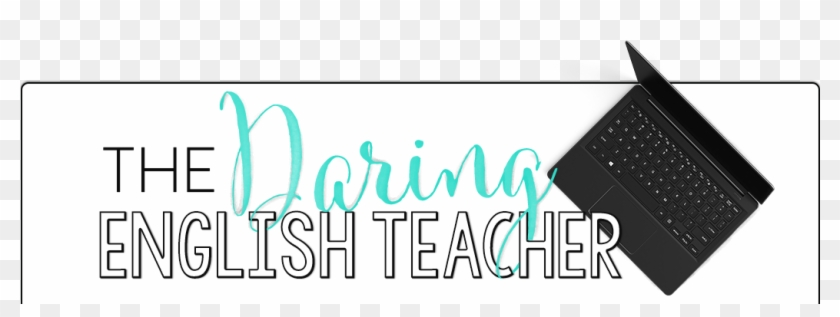 The Daring English Teacher - Graphic Design Clipart #5679219