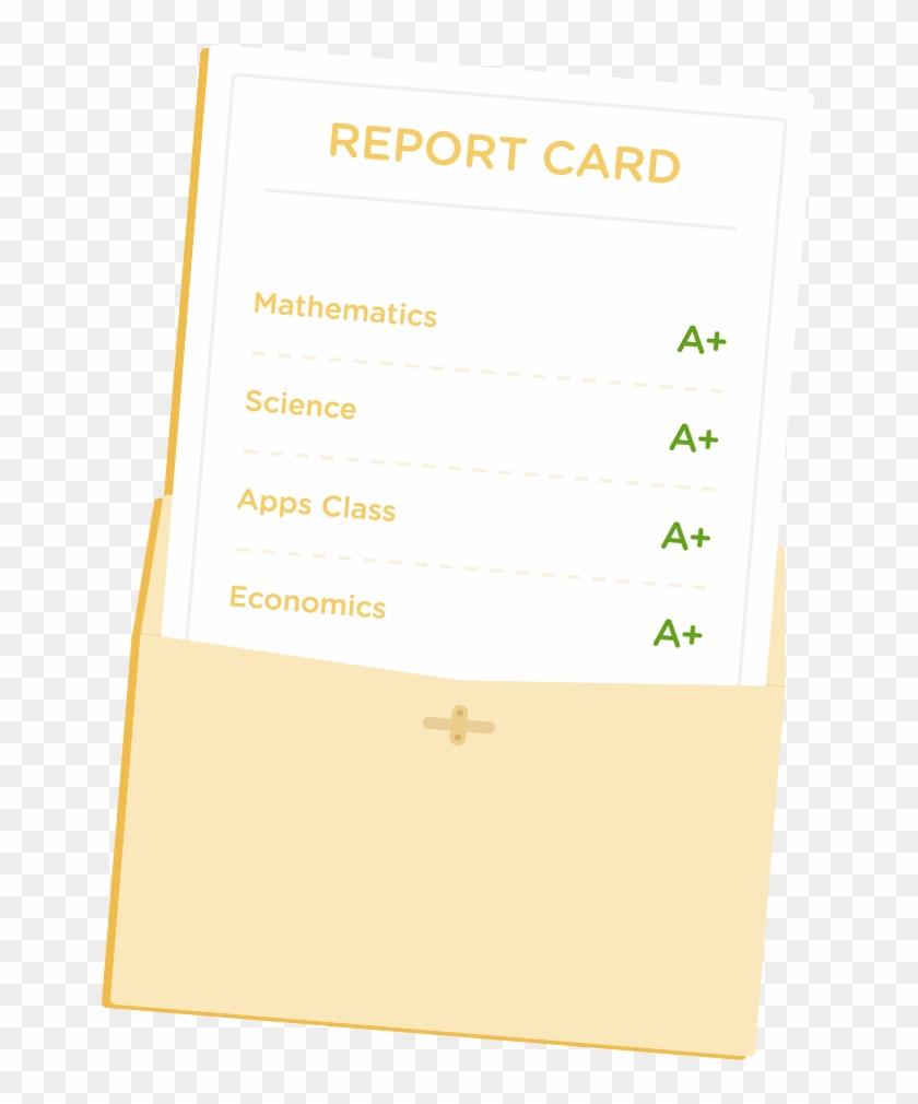 Report Card 2 - Eurorepar Clipart #5687944
