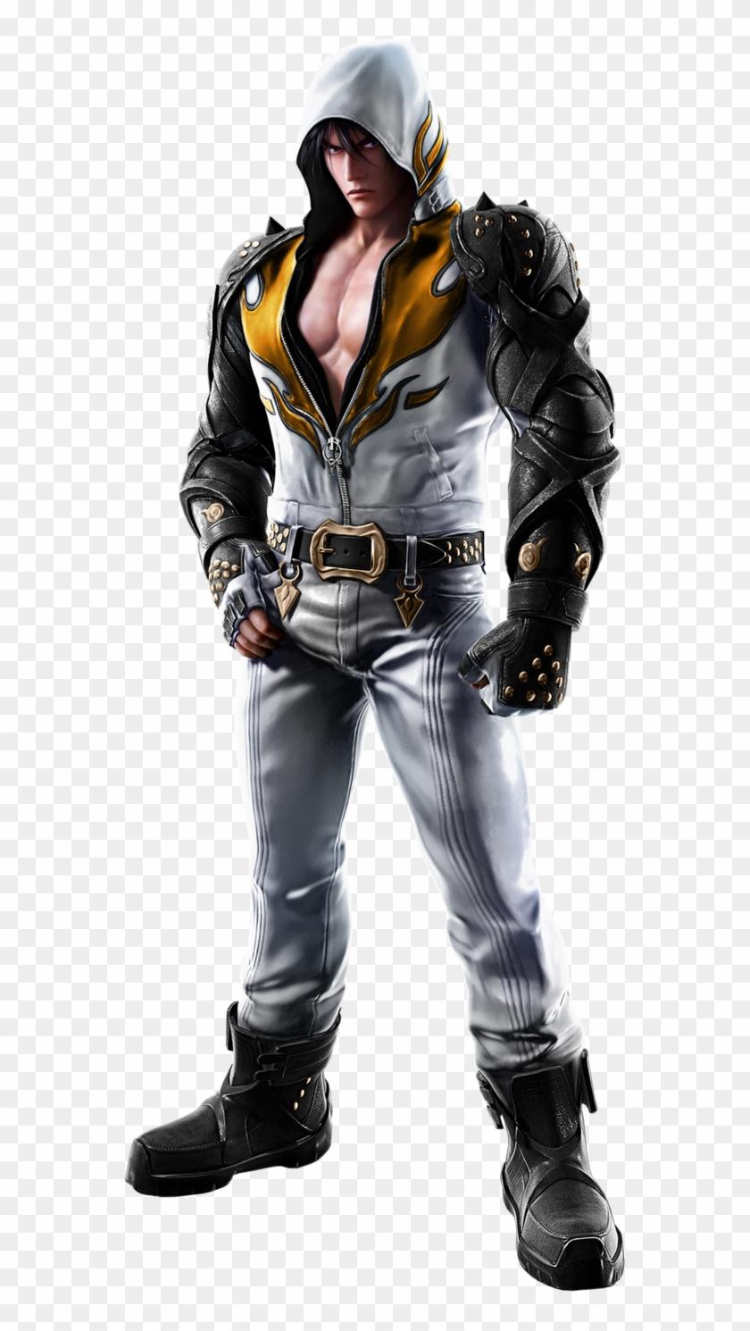 Jin Tekken 7 Png Tekken 7 Jin Kazama Clipart 5692570 Pikpng