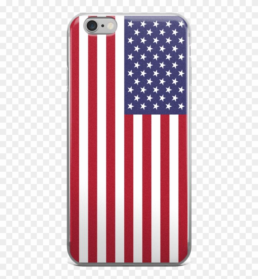 American Flag Iphone Case - American Flag Iphone X Case Clipart #570894