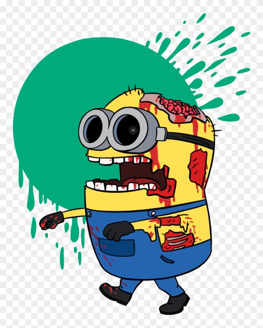 57 572214 minion zombie png minions zombie wallpaper hd clipart