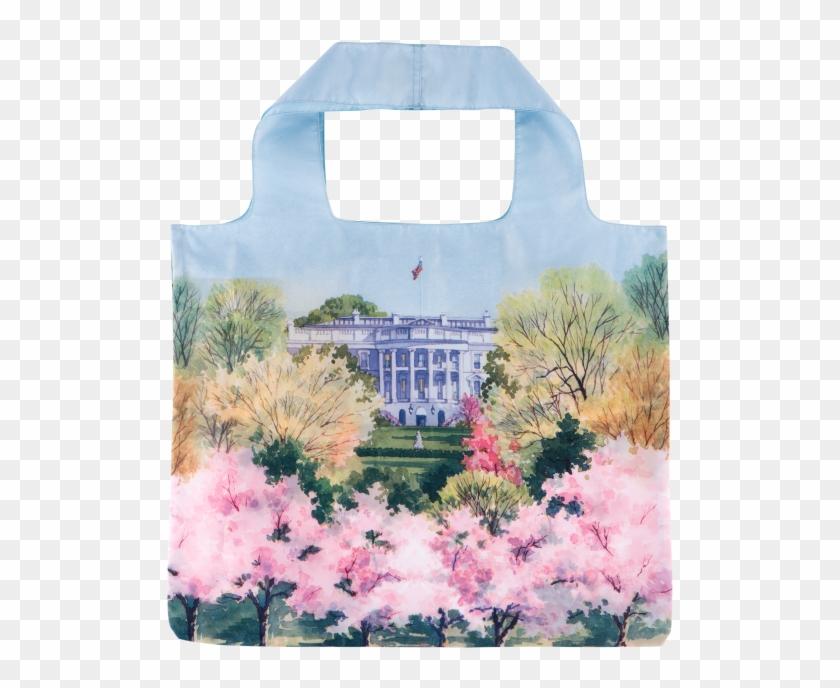 White House Historical Association Cherry Blossom Earrings - Cherry Blossom Clipart #572300