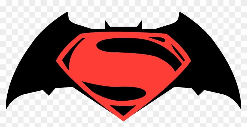 Batman Vs Superman Logo Superman Vs Batman Logosu Hd Png