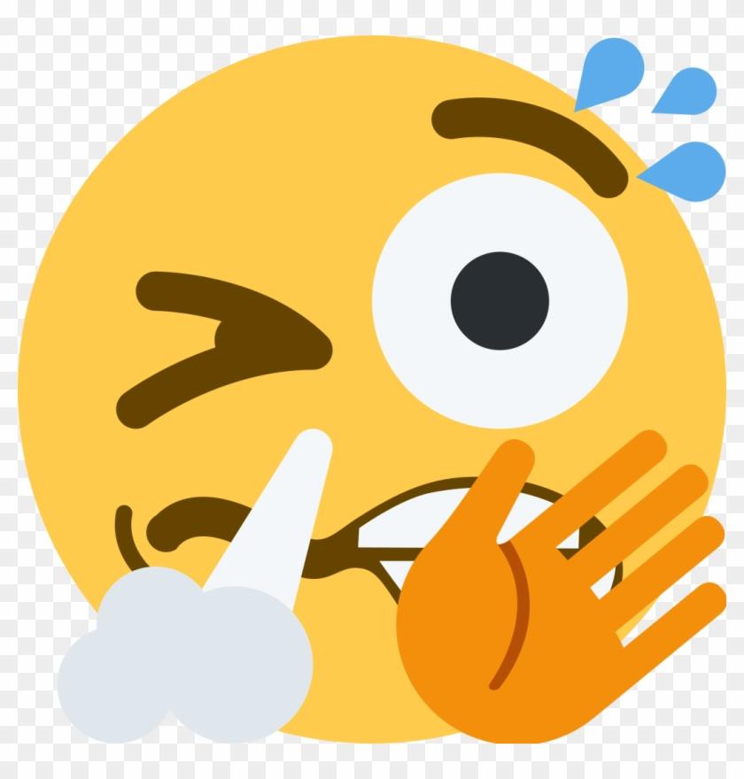 Emoji Discord Png - Discord Smile Emoji Clipart #576876