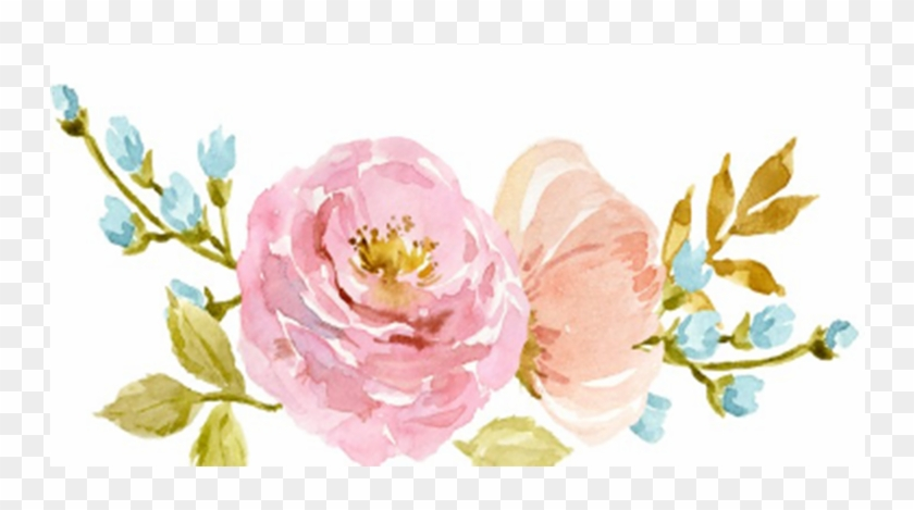 Home/birthday/watercolor Flowers Birthday - Watercolor Flowers With No Background Clipart #578051