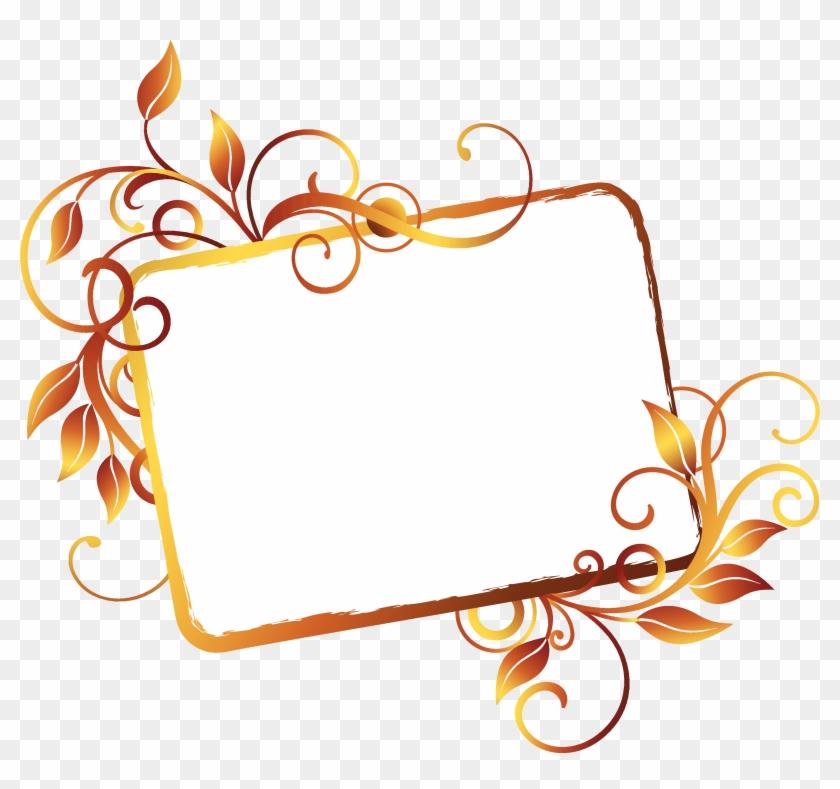 Leaf And Vine Clip A - Leaves Clip Art - Png Download #5706591