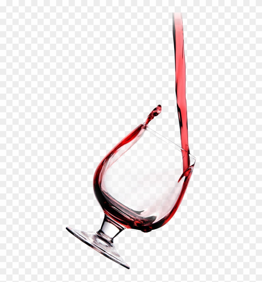The Gallery For > Wine Pouring Into Glass Png - Red Wine Clipart #5706657