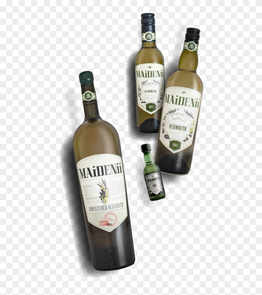 Alcohol Glass Png - Glass Bottle, Transparent Png #5706755