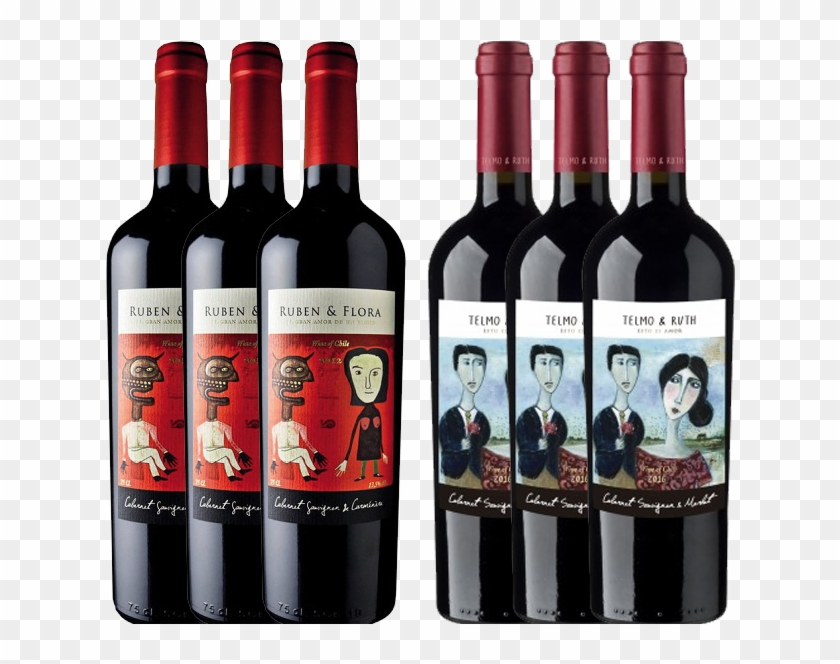 He Will Be Pouring The Great Wines Of Chile, Spain - Telmo & Ruth Cabernet Merlot, HD Png Download #5706993