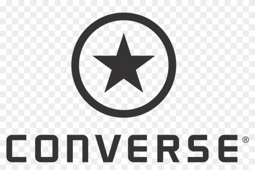 Converse Shoes Vector Logo - Logo De Converse All Star Clipart #5717224