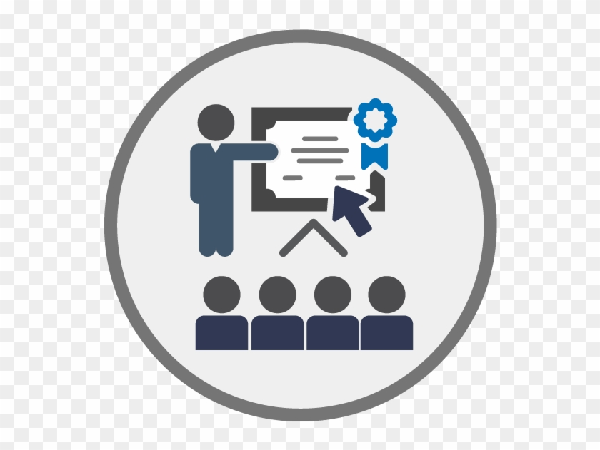 Training & Credentials - Graphic Design Clipart #5719075