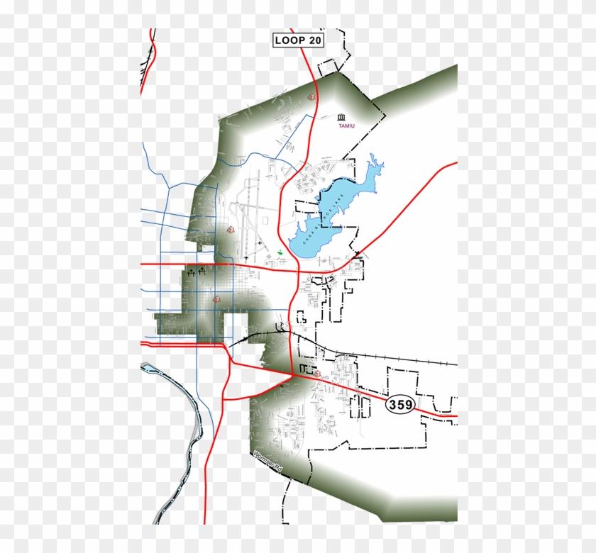 Webb County Santa Teresita Community Center 15014 Us - Map Clipart #5719097