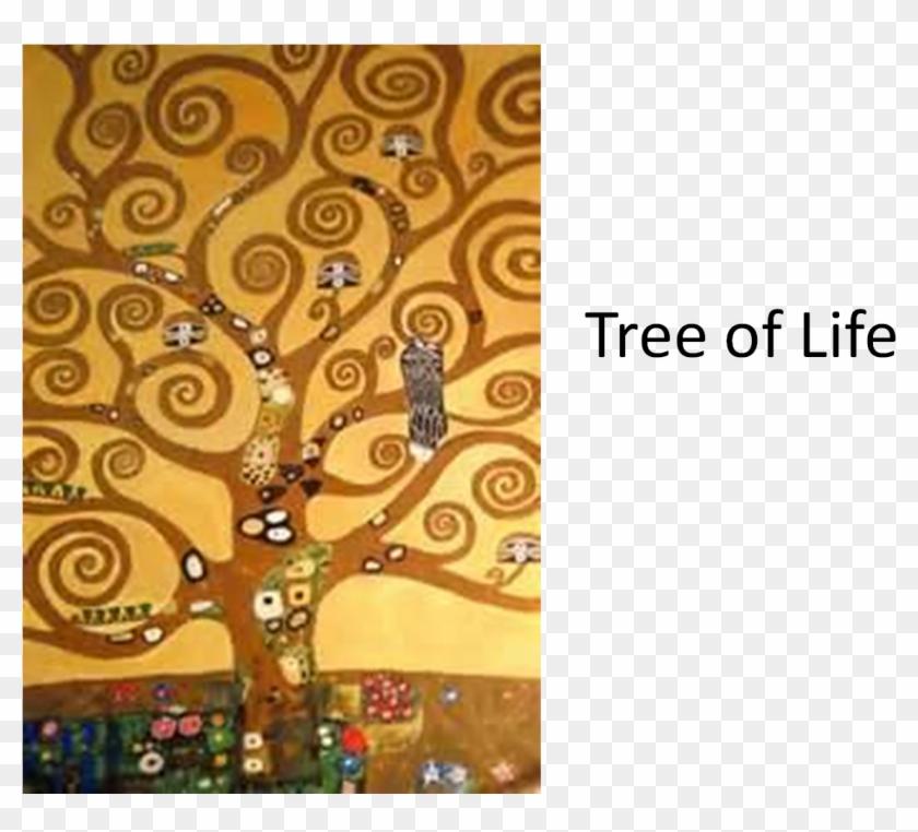 Celtic Tree Of Life Png - Tree Life Gustaf Klimt Clipart #5720726