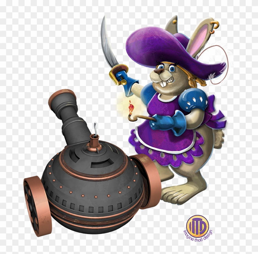 Illustration And Character Design For Tabletop Games, - Cartoon Clipart #5724789