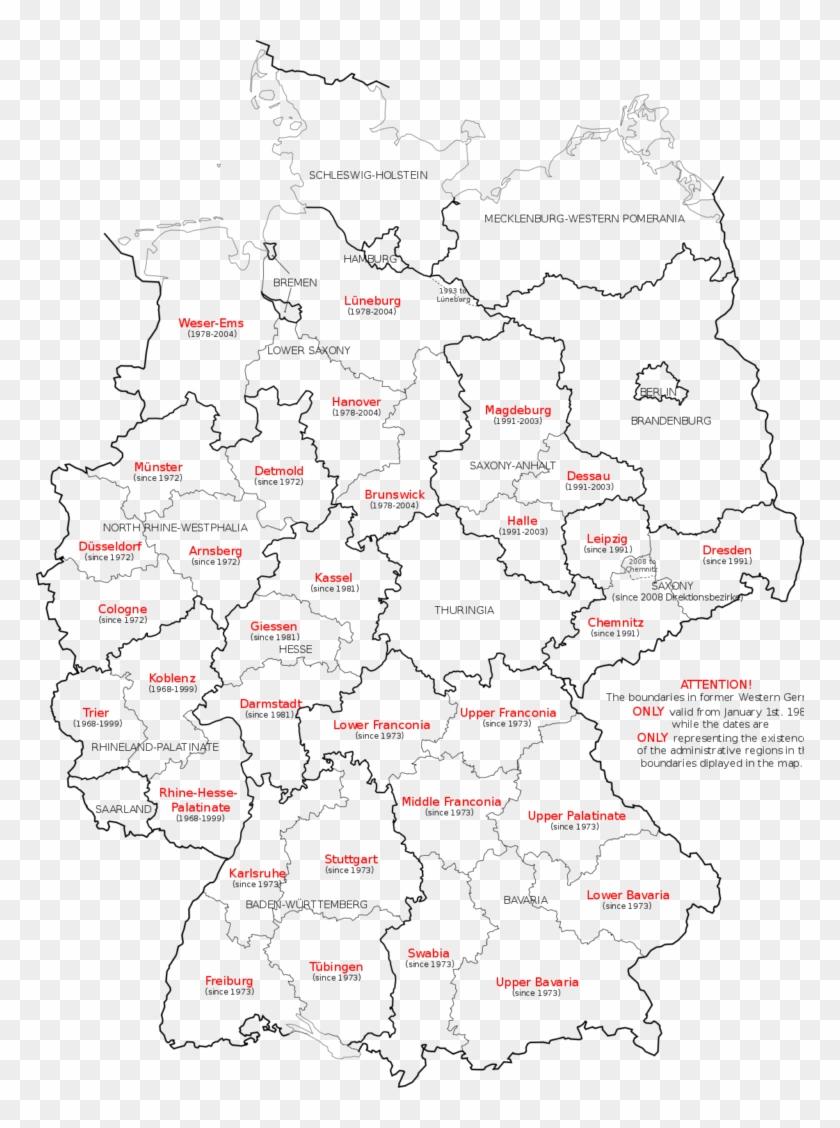 Arresting German Counties Map Me Within X Deutschlandkarte