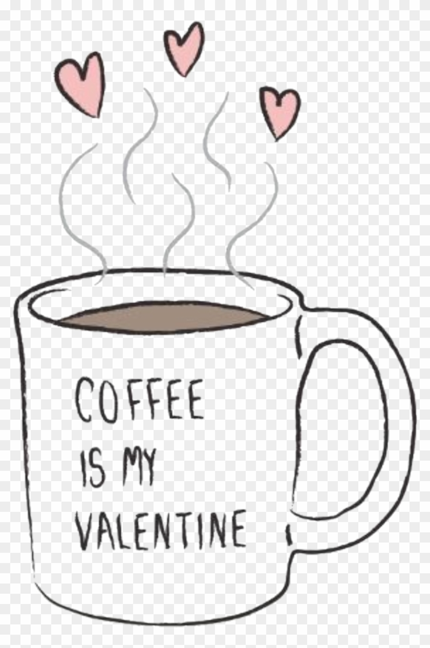 coffee #love #tumblr - Valentines Day Coffee Quotes Clipart ...