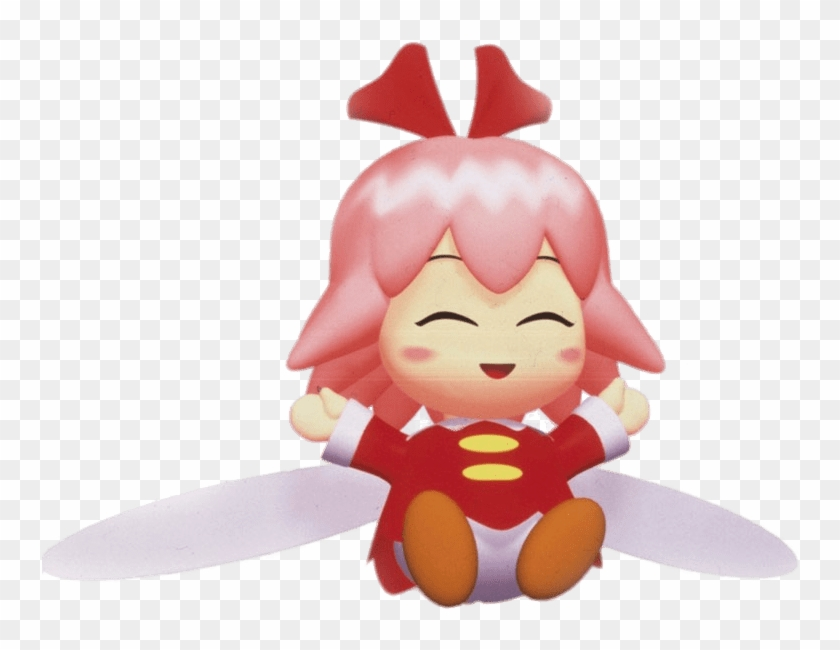Ribbon Kirby 64