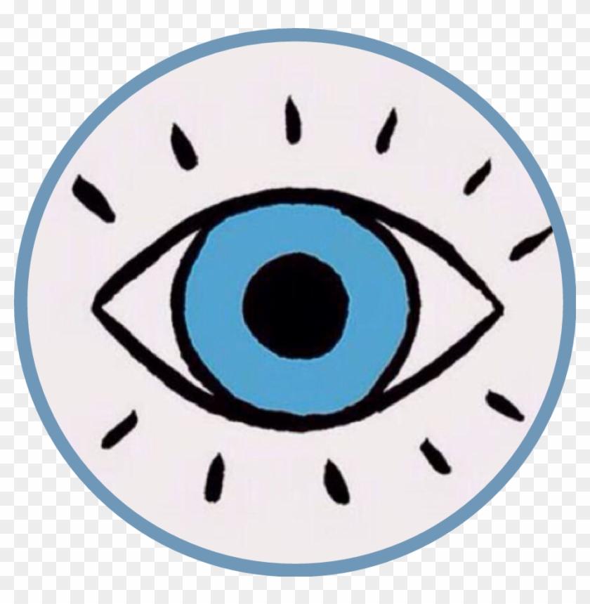 #eye #oldschool #fortune #tattoo - Evil Eye Iphone X Clipart #5745863
