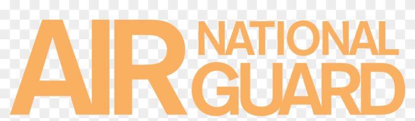 Ang Logo - Air National Guard Clipart #5756644