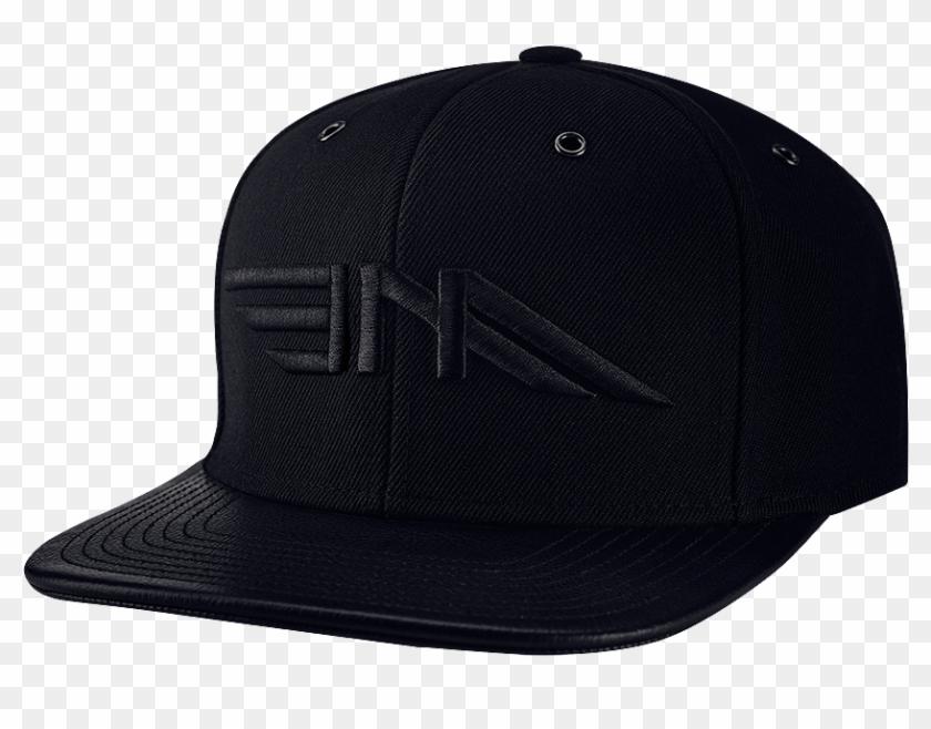New Era Yankees Black On Black Cap