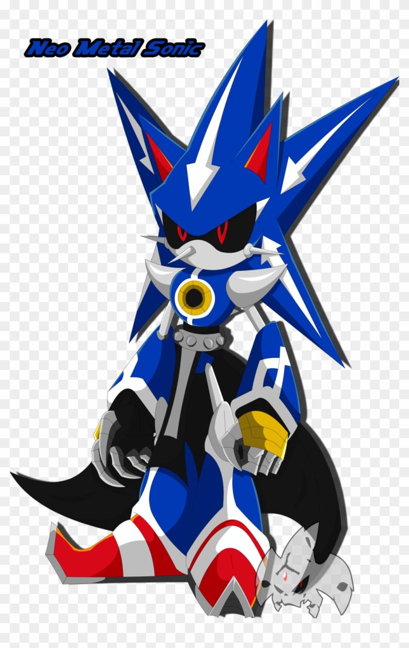 Astro Boy Vs Megaman Vs Mecha Naruto Vs Metal Sonic Neo Metal
