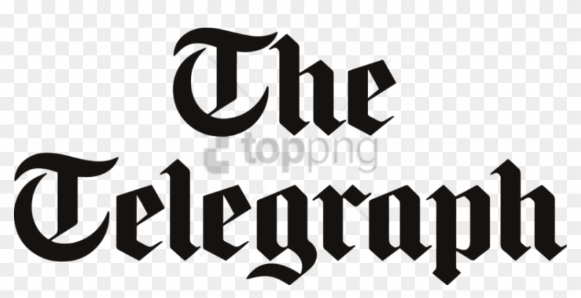 Free Png Telegraph Logo Png Image With Transparent - Daily Telegraph Logo Clipart #5786495