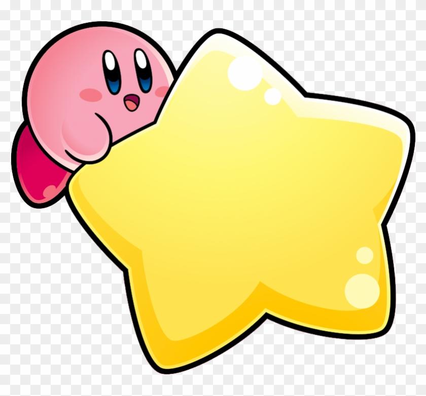 - Kirby Super Star Ultra , Png Download - Kirby Warp Star Art Clipart #5794086