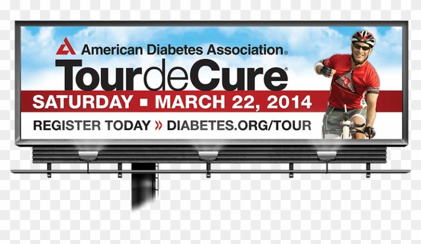 Web Design & Advertising In Tucson - Tour De Cure Clipart #5794253