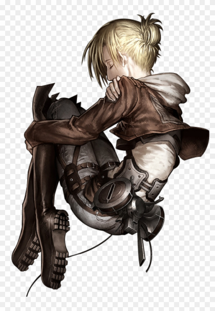 Credits To Whom Belongs Anime Annie Attack On Titan Wallpaper Iphone Clipart 5796798 Pikpng