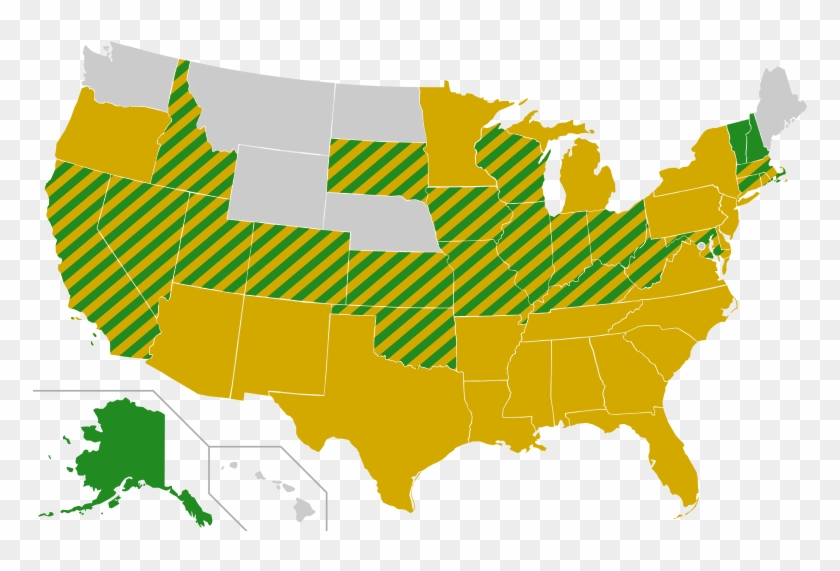 From Wikipedia, The Free Encyclopedia - Us Senate Map 2019 Clipart #5798644