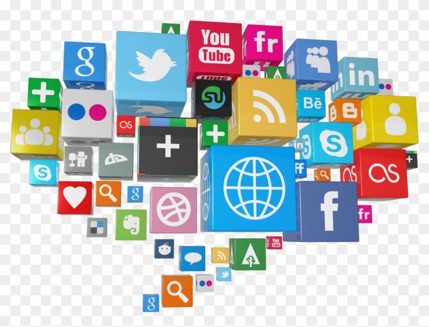 Png Best Social Media - Social Media Newindianexpress Clipart #582546