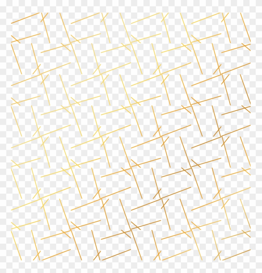 Lines Png Transparent Background - Gold And White Background Clipart #588877