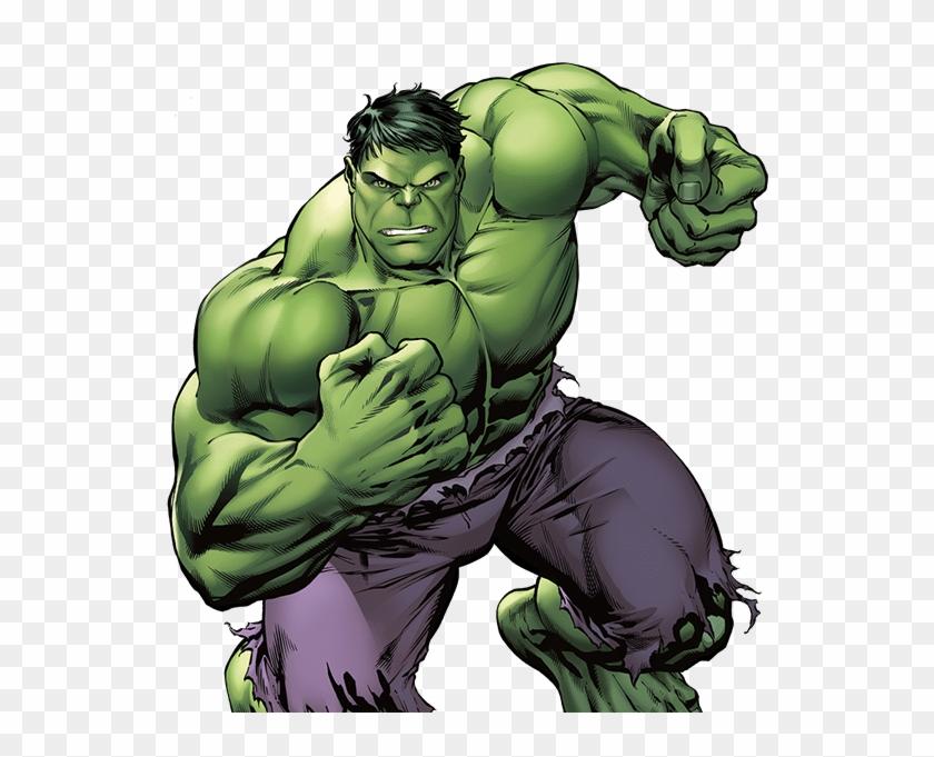 Uma Dose Massiva De Radiação Gama Transformou O Adn - Avengers Assemble Hulk Clipart #5803463